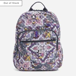 Disney Campus Backpack Sweet Treat -Vera Bradley